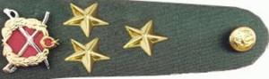 Korgeneral Rütbesi