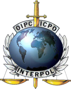 INTERPOL Logosu